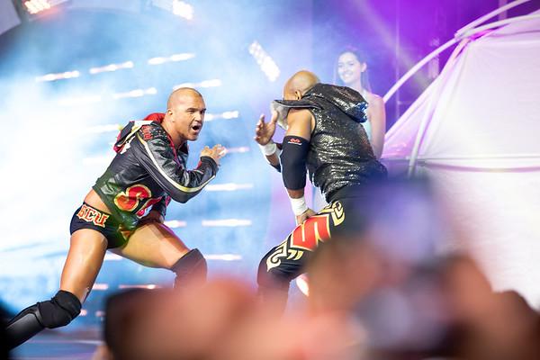 AEW Wrestling #FyterFest