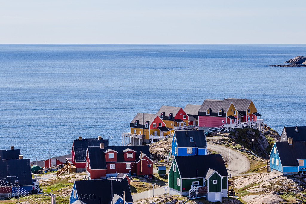 Where to stay in Sisimiut Greenland - Lina Stock