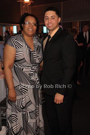 guest, Arique Dross   photo  by Rob Rich © 2014 robwayne1@aol.com 516-676-3939