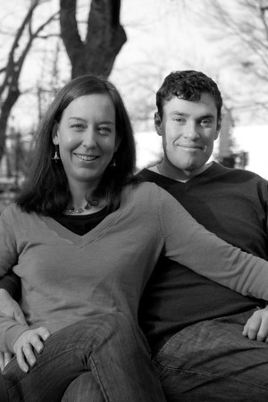 Susan and Jonathan