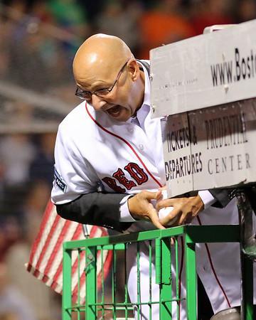 Red Sox, September 25, 2012