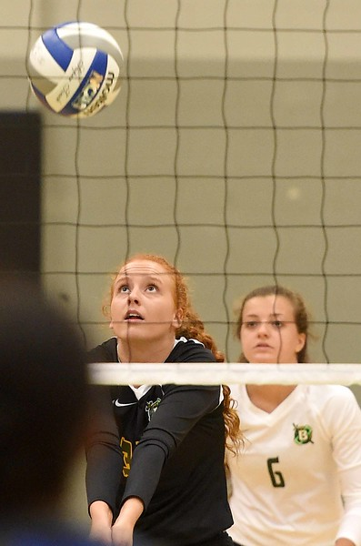 Belhaven University v. Rust College volleyball - Friday, September 8, 2017