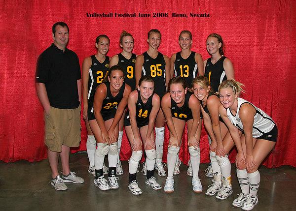 Volleyball Festival 2006 Kansas