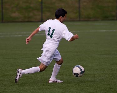 2010-09-22 Varsity Soccer