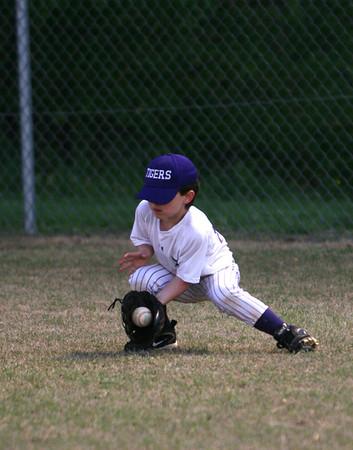 Burch Tigers Baseball 2006
