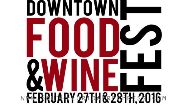 Orlando Food & Wine Fest
