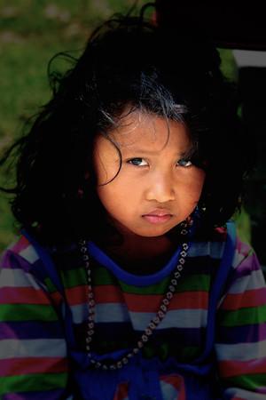 Portraits asiatiques  ( Kids )