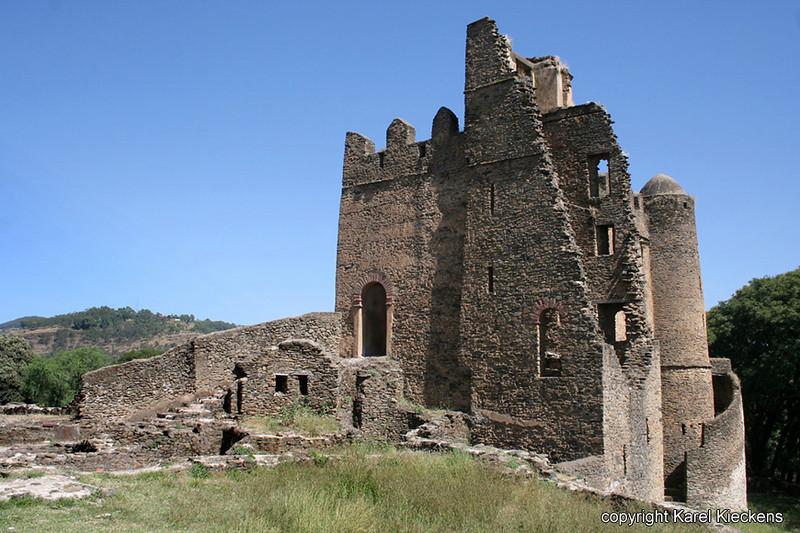 22.Gondar.kasteel van Iyasu.jpg