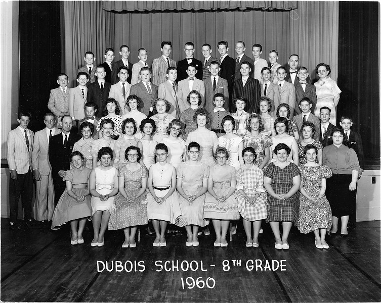 Dubois School 8th Grade 1960.jpg