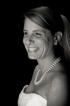 Melissa_Studio Bridal Portraits