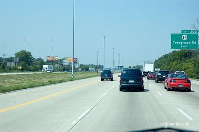 Detroit - Motor City - July 2007 - Day 9-10