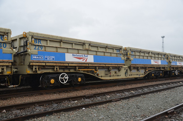 MRA-C - Bogie Side Tipping Ballast Wagon (Inner)