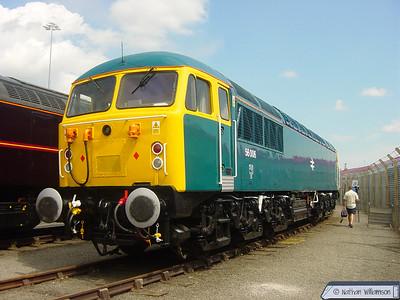 2004 - York Railfest