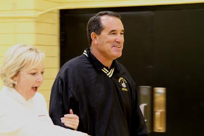 Coach Navarro's Last Home Game 10/22/10
