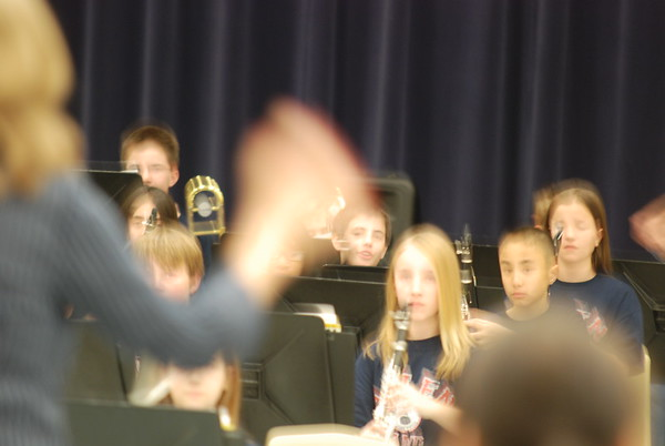 09 November 19  Reid - School Band Concert