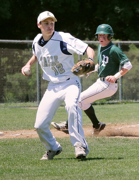 Pennridge vs LaSalle baseball