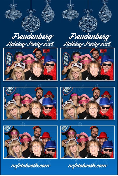 Freudenberg Holiday Party 2016