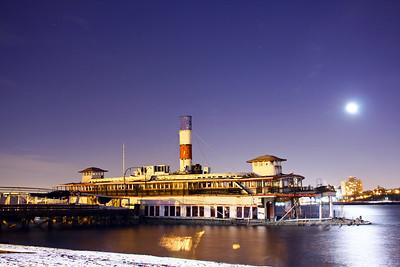 The Binghamton Ferry Boat 1-10-15