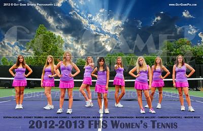 2012 - FHS Team Photos