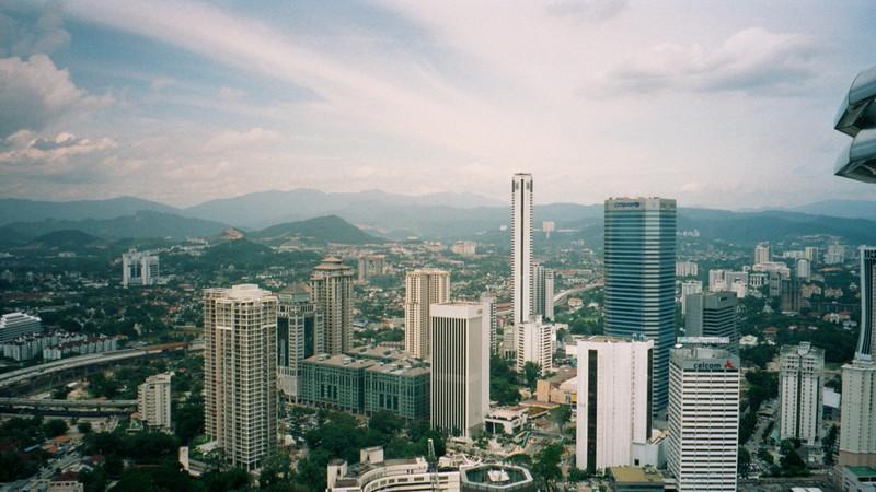 Kuala Lumpur - 2001