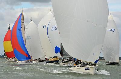 Cowes Week 2016 # sea change