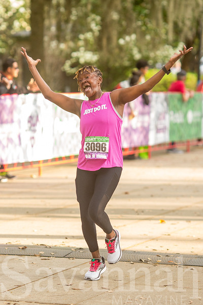 Publix Savannah Women's Half Marathon & 5K