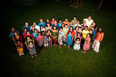 Mohan and Family's Send-Off Party