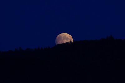 Lunar Eclipse 16.7.2019
