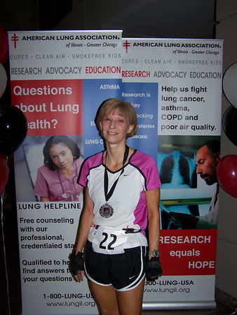 2009 Fight for Air Climb at Presidential Towers