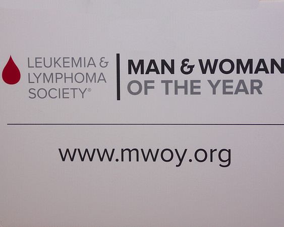 LLS Man and Woman of the Year