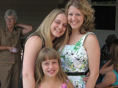 2007 July 14 - Amanda's Baby Shower
