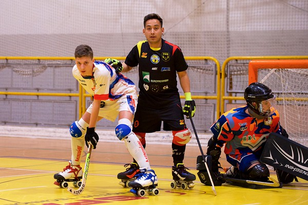B: Correggio Hockey vs Pico Mirandola