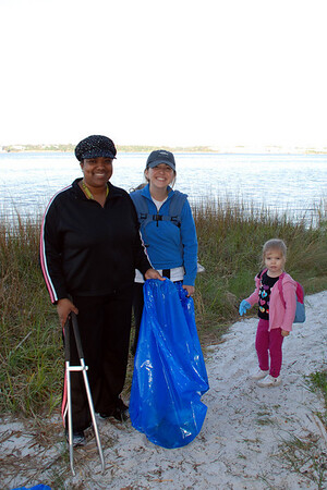 St. Johns River Cleanup March 2011