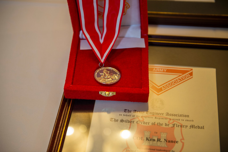 COL Ken R. Nance Retirement Ceremony