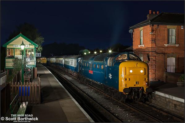 Epping Ongar Railway (08/10/2016)
