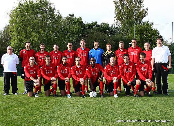 Totton & Eling 1 Hamworthy Utd 2  Wessex League 16/10/10