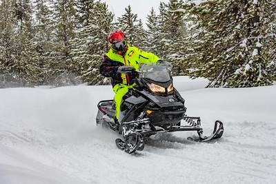 2020 Ski-doo MXZ TNT 850E