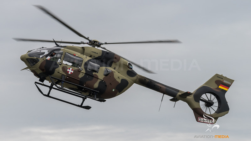 Airbus Helicopter & Serbian Air Force / Airbus Helicopter H145M / D-HBTS & 14502