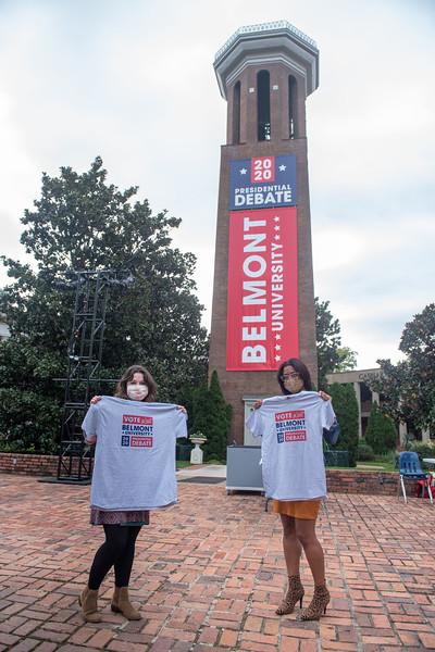 Shirt for Debate 2020