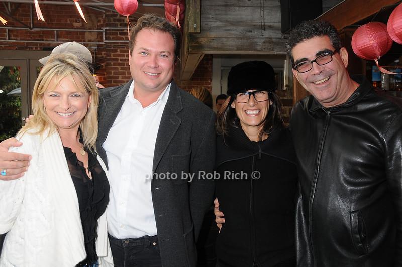 Debra Halpert,Michael Gluckman, Roxine Brown, Charles Fischler