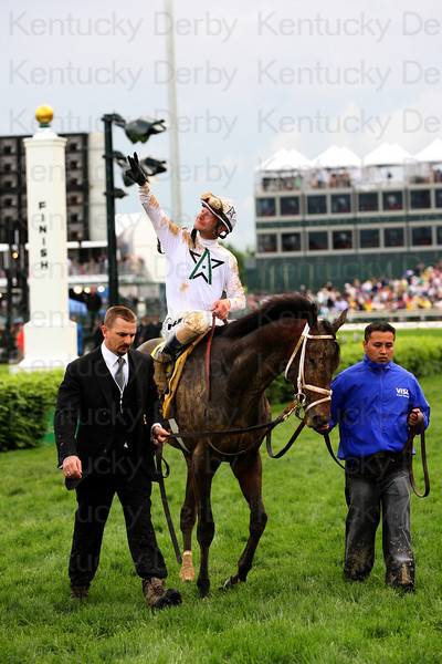 136th Kentucky Derby Super Saver