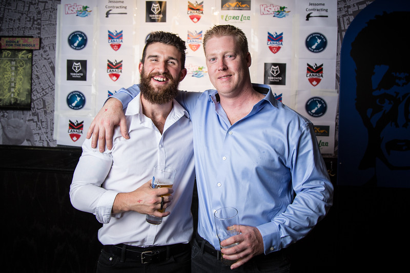 Ontario Rugby League Awards Dinner 2017