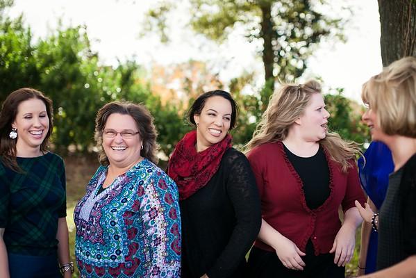 Christmas Staff Photo's 2014