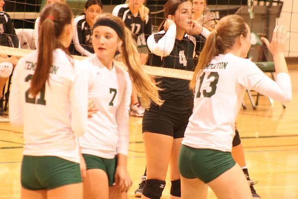 Volleyball-Sydney Roth