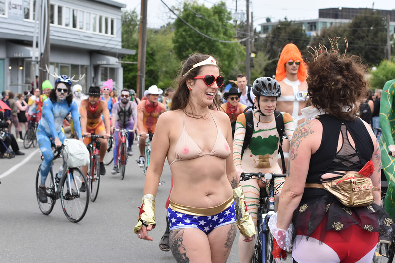 Fremont Summer Solstice Parade 2019 - Guerilla-Photographer