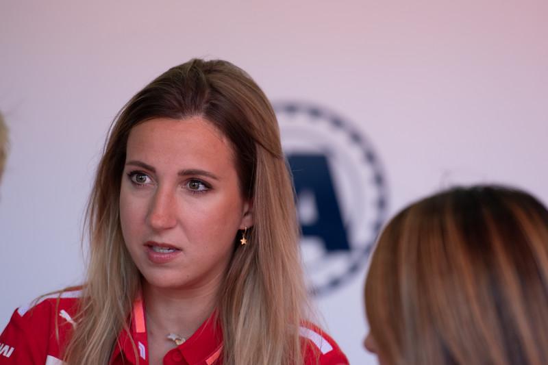 Mia Djacic, Scuderia Ferrari, Austria, 2019
