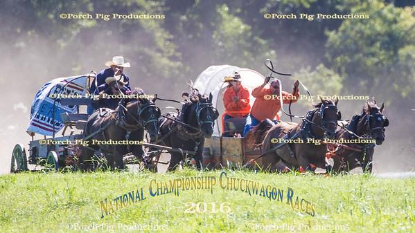 Friday Classics  2016 National Championship Chuckwagon Races