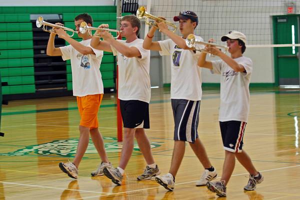 2009-08-04: Band Camp Day 2