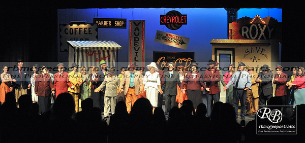 Guys and Dolls Performance