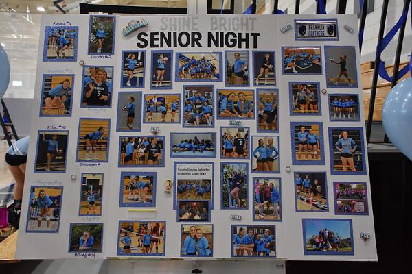 Varsity Senior Night vs Attleboro